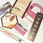 etiquetas cartón diversos usos especiales