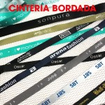 CINTERIAS BORDADAS PERSONALIZADAS
