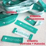 CINTERIA Y ETIQUETAS COMBINADAS