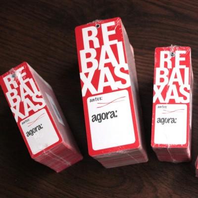 Etiquetas Rebaixas Rebajas Galego