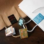 Adhesivos cierre bolsas personalizables cualquier marca o comercio