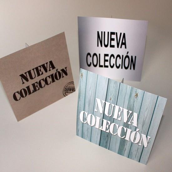 display nueva colección