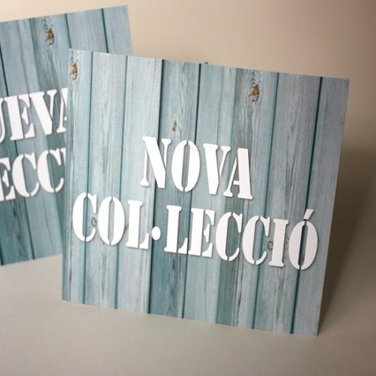 display NOVA COL·LECCIÓ